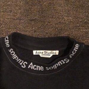 Acne Studios Gogina T shirt in black